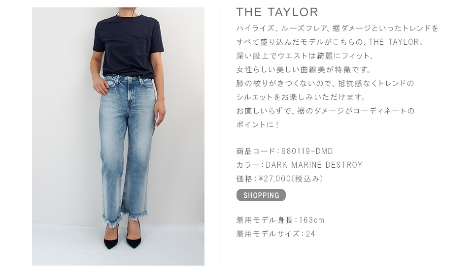THE TAYLOR 詳細